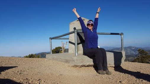 Mt Baden Powell