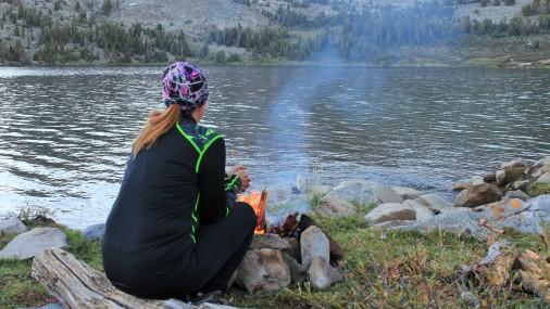 Dusk on Duck Lake