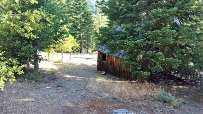 Big Horn Mine Cabin
